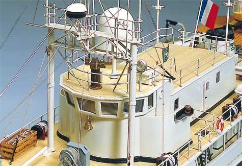 калипсо лодка кусто