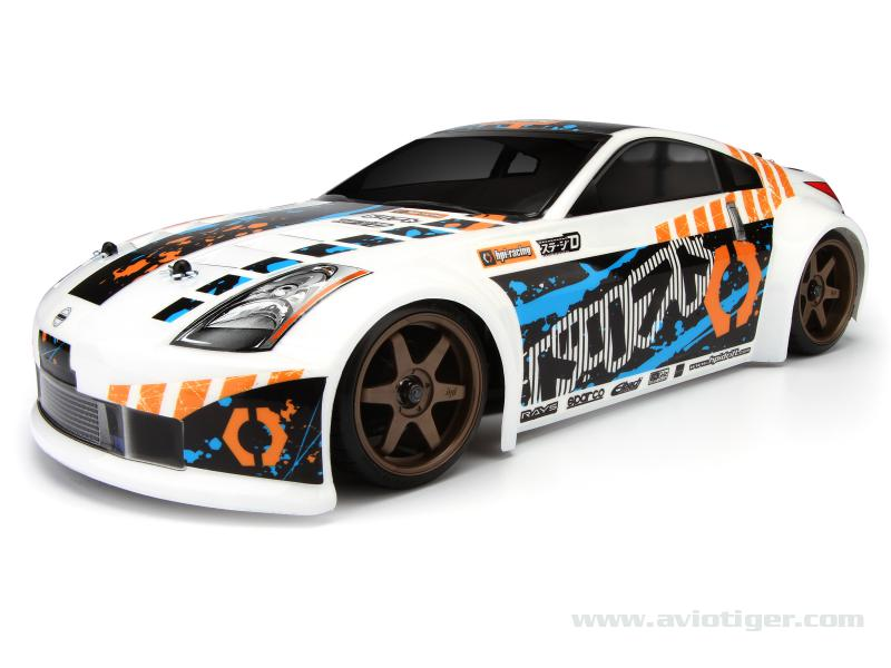 Sprint 2 Drift Nissan 350Z 2,4ghz 106154