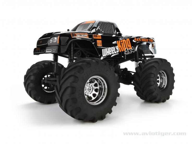 Wheely King 4x4 RTR 106173