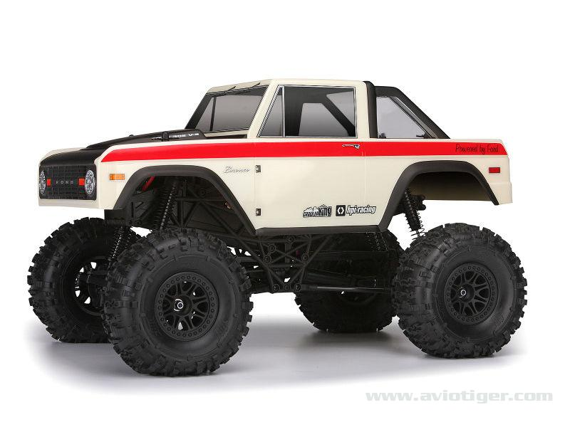 Crawler KING 4X4 RTR Ford Bronco 113225