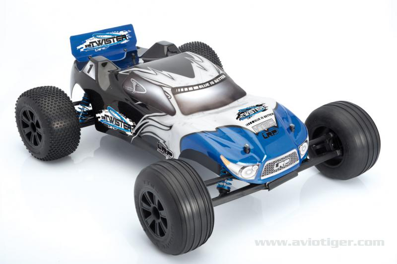 Twister truggy 2WD RTR 2.4 ghz 120511