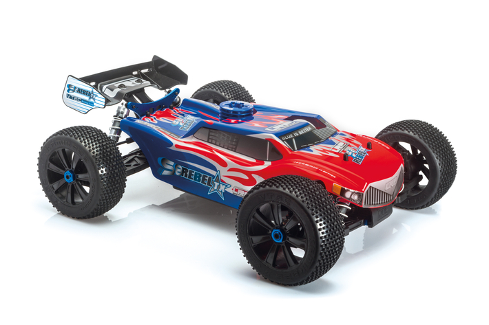 Truggy Rebel S8TX 2.4ghz RTR 131511