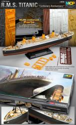 14214 maquette titanic RMS academy