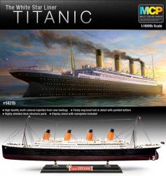 14215 maquette titanic RMS academy