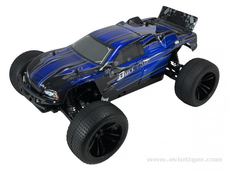 Truggy Blackbull 1/10 EP RTR - 220094324