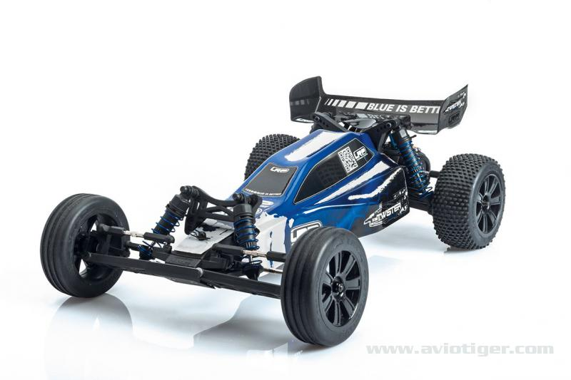S10 Twister brushless RTR 2.4 ghz 2700120312