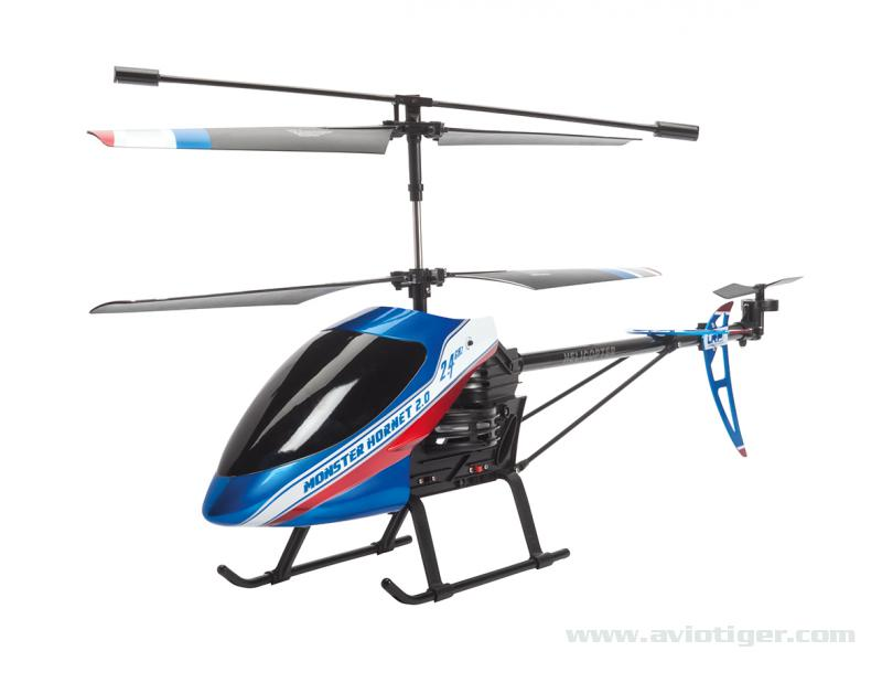 Helico Monsterhornet 2.0 540 mm RTF