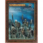 Warhammer guerriers squelettes 35-30
