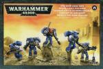 Warhammer Escouade d'assault space marine 48-09