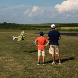 HBZ3200 avion RC carbon Cub S+ hobbyzone