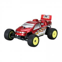 Micro-T Stadium Truck RTR rouge