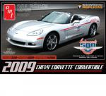 Maquette Chevy corvette convertible 2009 96A814