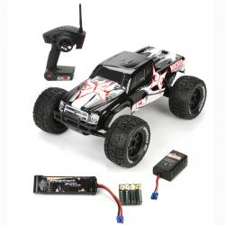 Monster truck ECX Ruckus brushless