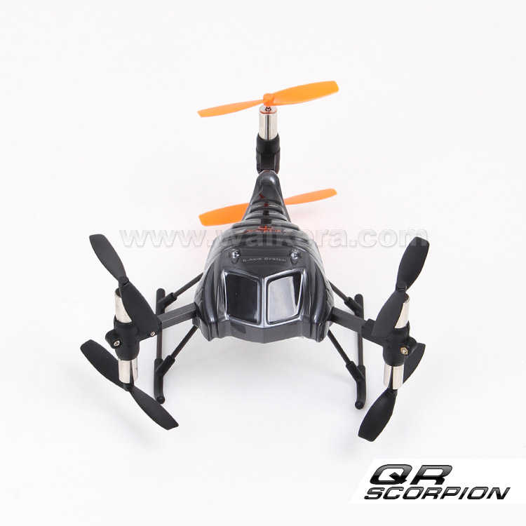 QR SCORPION walkera