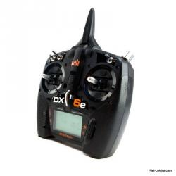 SPMR6650 radio spektrum DX6E