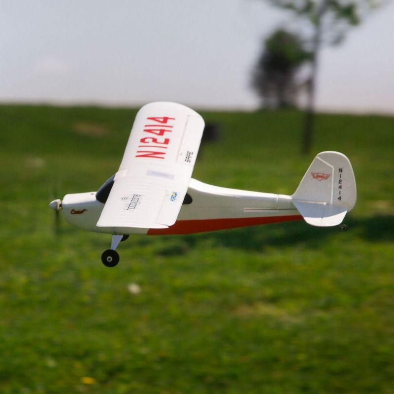 avion rc debutant