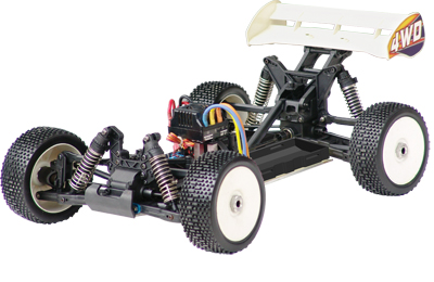buggy vanguard brushless