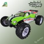 Kit Monst'it brushless RTR
