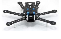 chassis carbone drone rc 250
