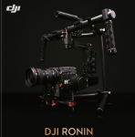 Nacelle steadycam brushless DJI RONIN 3 axes