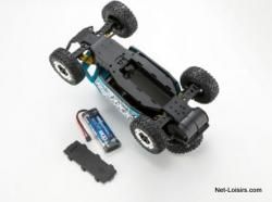 emplacement batterie buggy rc