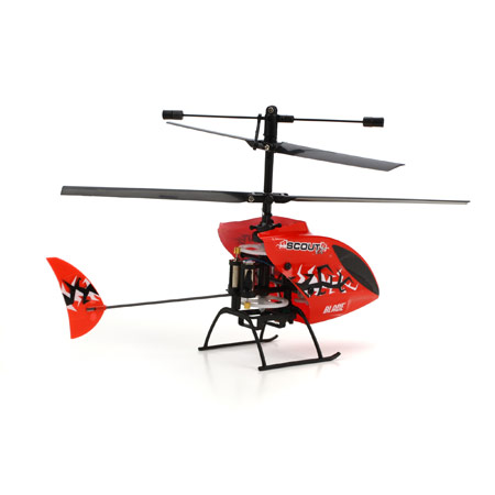 helico scout e flite