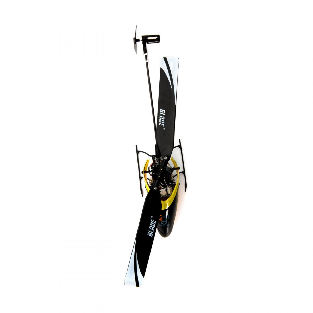 helico rc flybarless