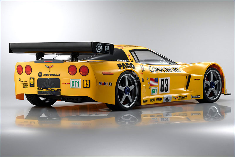 inferno gt2 race spec corvette
