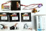 Kit de motorisation brushless avion indoor