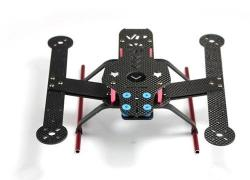 kit chassis carbone drone