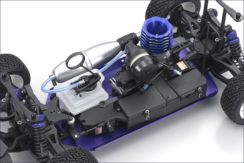 kyosho voiture thermique
