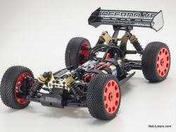 kyosho buggy inferno ve brushless