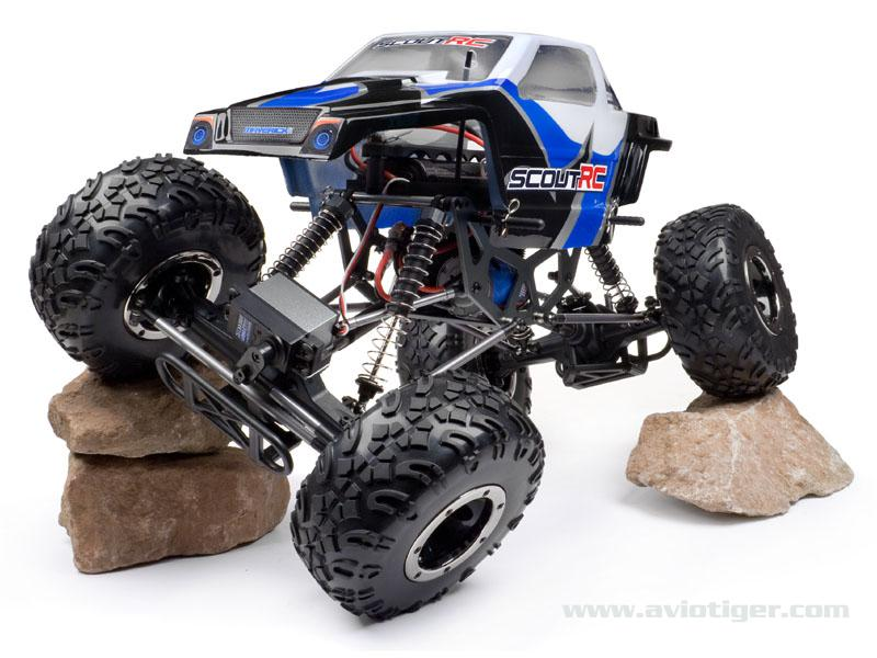 maverick scout rc crawler