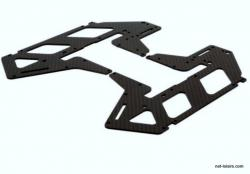 BLH4601 flanc chassis blade 300 cfx 003
