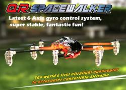 QR SPACEWALKER walkera drone