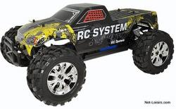 RC706T cruiser monster truck RC