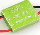 bec 12V 3A alimentation droneRC regulateur tension