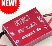 bec 5V 1.5A alimentation droneRC regulateur tension