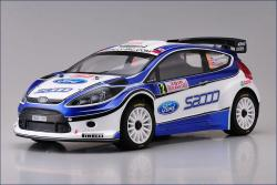 kyosho drx 2010 ford fiesta