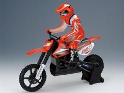 moto RC andersson brushless rouge