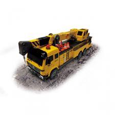 achat camion grue t l command premium btp12c net loisirs. Black Bedroom Furniture Sets. Home Design Ideas