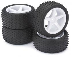 roues buggy rc jantes 5 branches