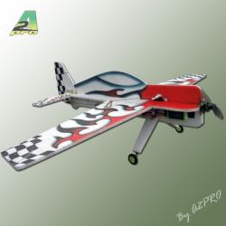 yak 54 avion rc indoor voltige 3D