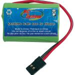 Accus reception 6v 750 mah ni-mh pyramide (aaa)
