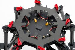 multirotor octocoptere
