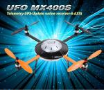 Walkera UFO MX400s devo 8S valise alu mode 1