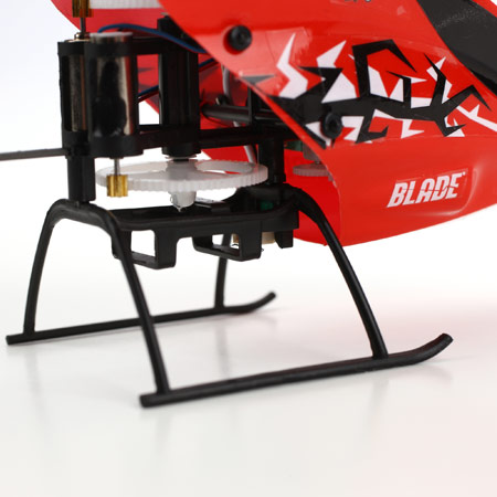 scout eflite helicoptere