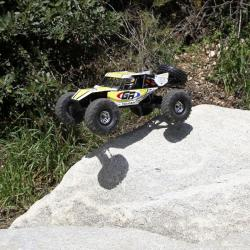 twin hammers rock racer