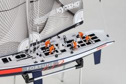 voilier RC america cup