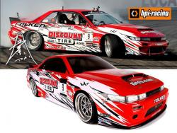 voiture drift hpi racing